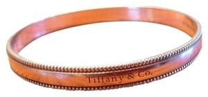 Tiffany & Co. Beaded Edge Bracelet