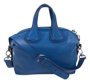 Givenchy Satchel in Marine Blue