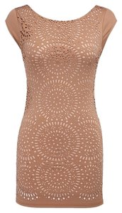 Other Lace Vintage Mini Party Bodycon Dress
