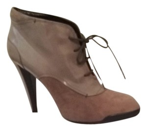 TOD'S Suede Sexy Bootie taupe - tan Boots