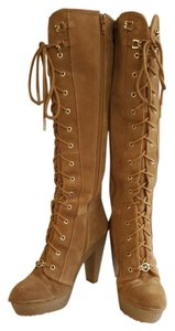 Michael Kors Tan Boots