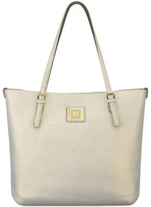 Anne Klein Tote in Gold