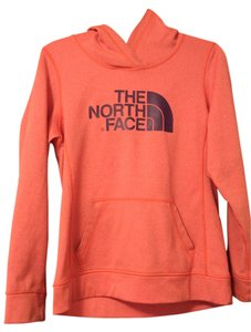 The North Face Coral Purple Pullover Sweatshirt