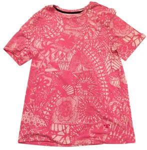 Tory Burch T Shirt Waterlily Pink