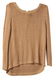H&M Weather Warm Brown Sweater