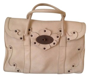Mulberry Satchel in Ivory