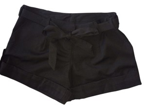 Tracy Evans Belted Dressy Modern Shorts Black