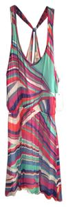Ella Moss short dress multi color Colorful Colorful on Tradesy