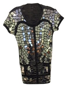 G-lish Top black/silver