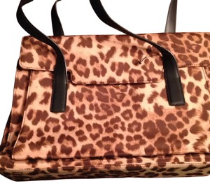 Jones New York Satchel in Leopard