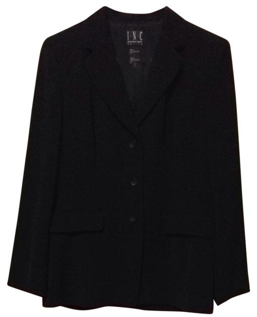 Preload https://item3.tradesy.com/images/inc-international-concepts-black-blazer-size-6-s-1307912-0-0.jpg?width=400&height=650