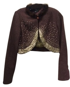 True Meaning brown Jacket