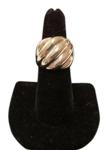 David Yurman David Yurman Sterling Silver Hampton Cable Ring, Size 6.5