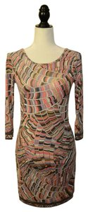 Trina Turk short dress Patterned on Tradesy