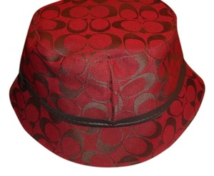 Coach Coach signature hat