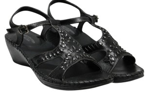 Canyon River Blues Black Sandals
