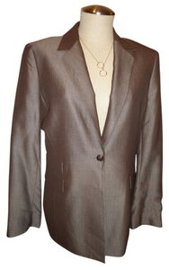 Anne Klein Brown Jacket