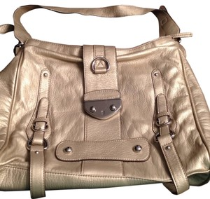 Style & Co Satchel in Gold