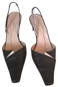 Kate Spade Made In Italy Black/Nude Pumps