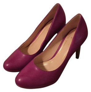 Cole Haan Fuchsia Pumps
