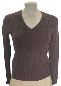 Polo Ralph Lauren Cable Knit V-neck Sweater