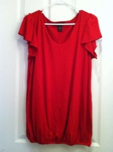 set of two red tee shirts T Shirt red