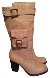 Report Signature Bootie Boot Brown Peanut Butter Boots