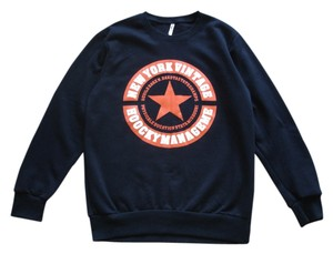 Other Graphic Sweatshirts Graphic Sweatshirts Fleece Top navy