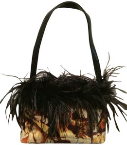 Sexy Fun Feathers Shoulder Bag
