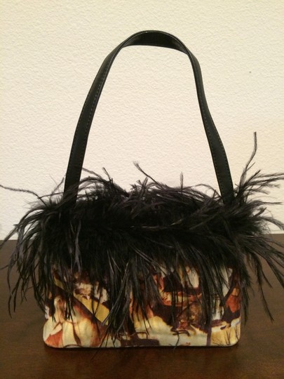 Other Sexy Cute Fun Feathers Vintage Shoulder Bag