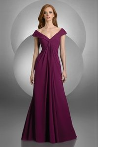 Bari Jay Boysenberry 425 Dress