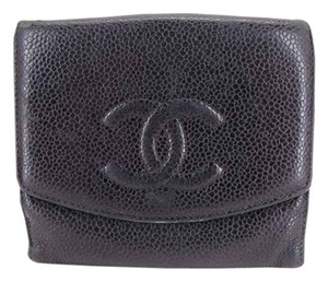 Chanel sold 5/12/17 LM SH CC Wallet 176521