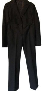 Theory Textured Black Theory Pantsuit
