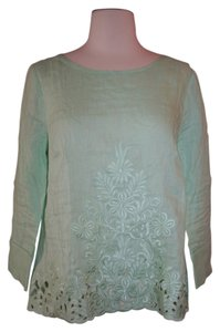 J.Crew Top Sweet Spearmint