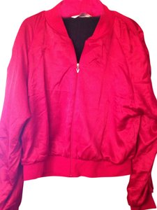 Victoria's Secret Jacket Lined Large Jacket