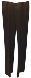 Banana Republic Striaght-leg Suiting Straight Pants Navy