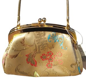 Lord & Taylor Wristlet in Gold