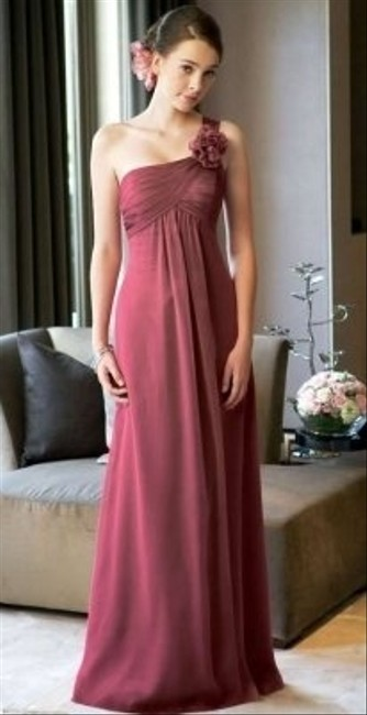 Belsoie Peony Chiffon Formal Bridesmaid/Mob Dress Size 2 (XS) Belsoie Peony Chiffon Formal Bridesmaid/Mob Dress Size 2 (XS) Image 1