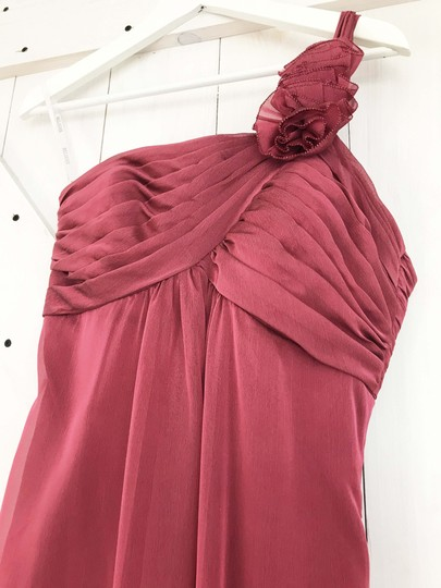 Belsoie Peony Chiffon Formal Bridesmaid/Mob Dress Size 2 (XS) Image 3