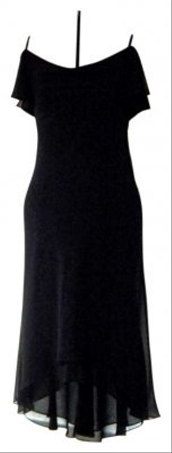 Preload https://item5.tradesy.com/images/papell-boutique-black-evening-with-tapered-hemline-high-low-formal-dress-size-4-s-130909-0-0.jpg?width=400&height=650