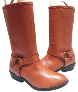 Frye Youth Size 1 Whiskey Boots