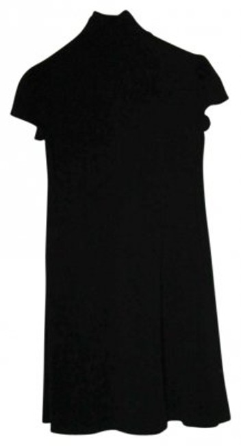 Preload https://item1.tradesy.com/images/susana-monaco-black-babydoll-mock-neck-above-knee-short-casual-dress-size-2-xs-130910-0-0.jpg?width=400&height=650