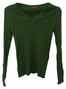 Merona V-neck Knit Outerwear Sweater