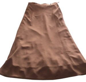 111 State Maxi Skirt Brown