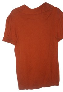 Banana Republic Top Rust
