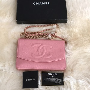 Chanel Woc Caviar Leather Caviar Cross Body Bag
