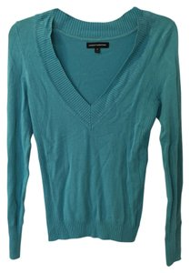 Express V-neck Chic Casual Sweater