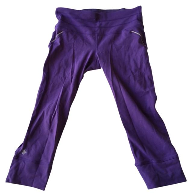 Item - Purple Activewear Bottoms Size 6 (S, 28)