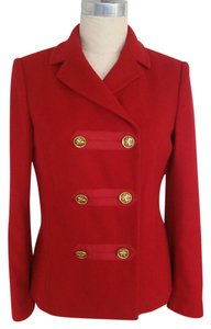 Tory Burch Double Breasted Pea Coat