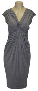 A Pea In The Pod short dress gray on Tradesy